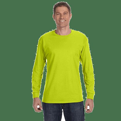 Heavy Cotton Long Sleeve - 20 Colors 17