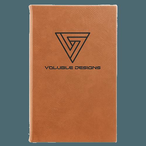 Leatherette Journal - 14 Colors 5