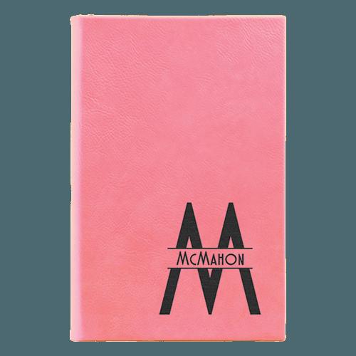 Leatherette Journal - 14 Colors 7