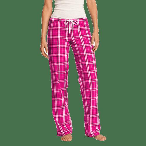 Women's Flannel Plaid Pant - 5 Colors 4