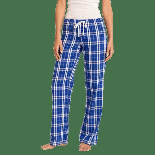 Women's Flannel Plaid Pant - 5 Colors 2