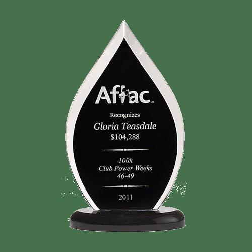 Engraved Acrylic Award