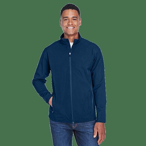 Team 365 Men's Leader Soft Shell Jacket - 9 Colors 7