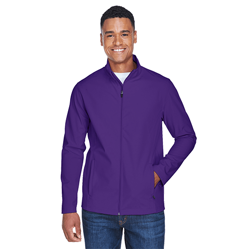 Team 365 Men's Leader Soft Shell Jacket - 9 Colors 6