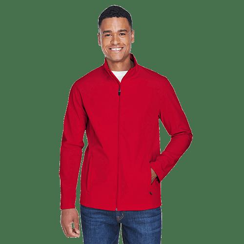 Team 365 Men's Leader Soft Shell Jacket - 9 Colors 4