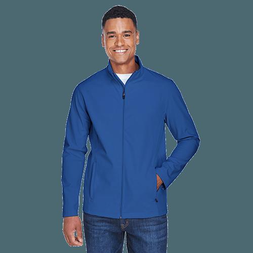 Team 365 Men's Leader Soft Shell Jacket - 9 Colors 3