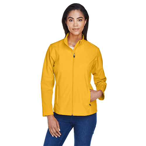 Ladies Soft Shell Jacket - 8 Colors 8