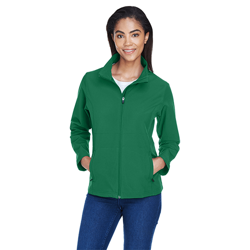 Ladies Soft Shell Jacket - 8 Colors 7