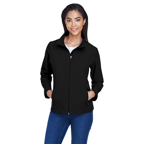 Ladies Soft Shell Jacket - 8 Colors 6