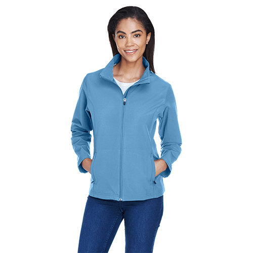 Ladies Soft Shell Jacket - 8 Colors 5