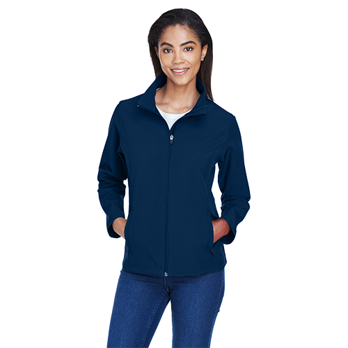 Ladies Soft Shell Jacket - 8 Colors 3