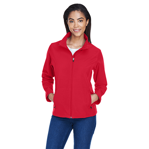 Ladies Soft Shell Jacket - 8 Colors 2