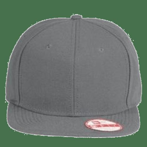 New Era Original Fit Flat Bill Snapback - 4 Colors 3