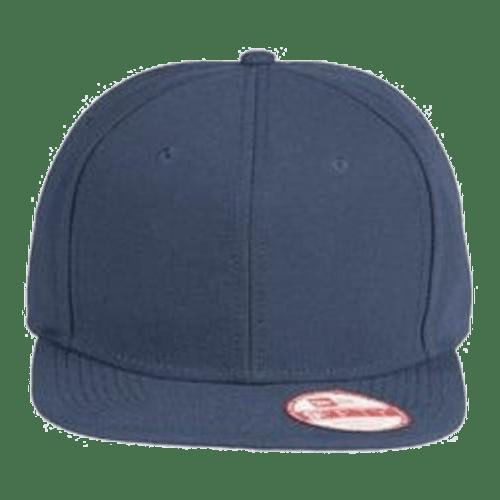 New Era Original Fit Flat Bill Snapback - 4 Colors 4