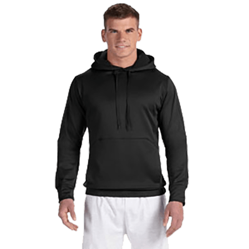 Champion Adult Performance Fleece Hoodie - 2 Colors 3