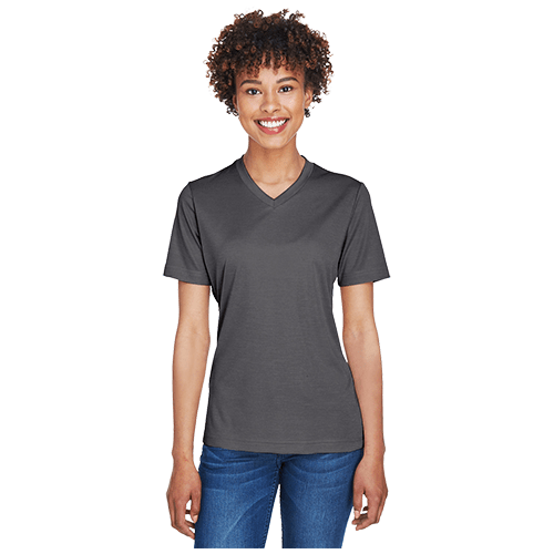 Team 365 Ladies' Sonic Heather Performance T-Shirt 7
