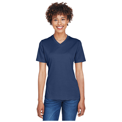 Team 365 Ladies' Sonic Heather Performance T-Shirt 4