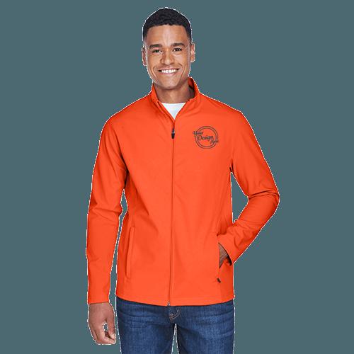 Team 365 Men's Leader Soft Shell Jacket - 9 Colors 1