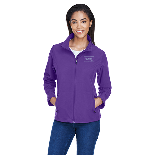 Ladies Soft Shell Jacket - 8 Colors 1