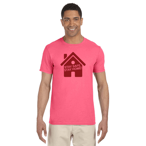 Stay Home Charity Shirt 2