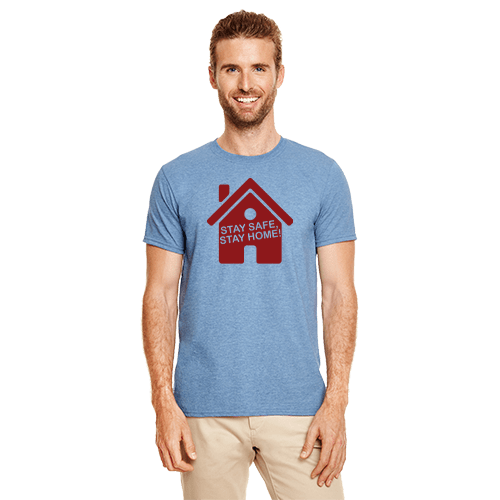 Stay Home Charity Shirt 1