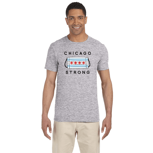 Chicago Strong Charity Shirt 1