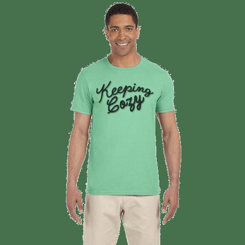 Keeping Cozy Charity Shirt 1