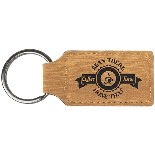 Rectangle Keychain - 15 Colors 3