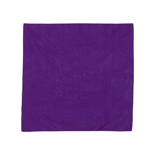 Personalized Cotton Bandana - 13 Colors 11