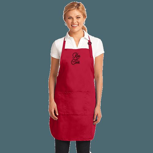 Chef's Apron - 3 Colors 6