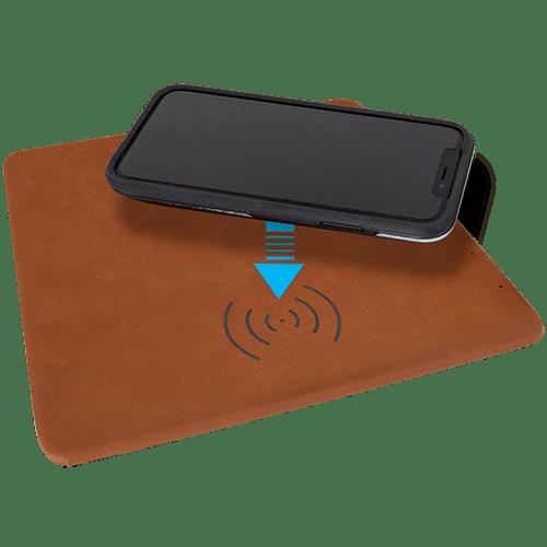 Leatherette Phone Charging Mat 6