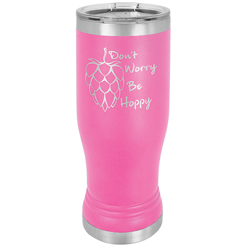 Insulated Pilsner Cup - 16 Colors 1