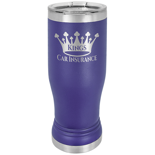 Insulated Pilsner Cup - 16 Colors 8