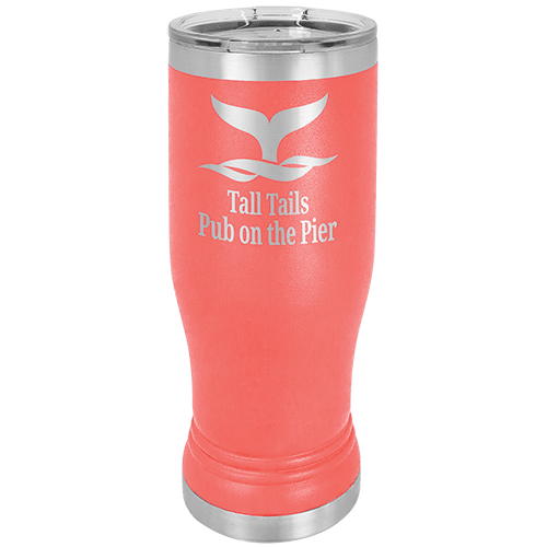 Insulated Pilsner Cup - 16 Colors 16