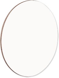 Round - Full Color Cork Coaster 3
