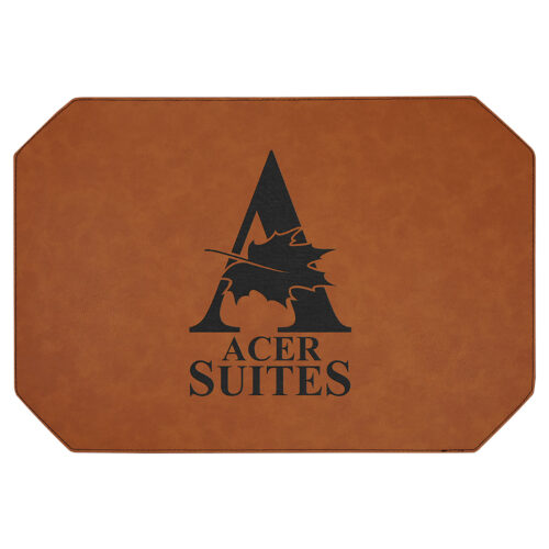 Leatherette Placemat 4