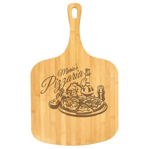 Bamboo Pizza Board 1