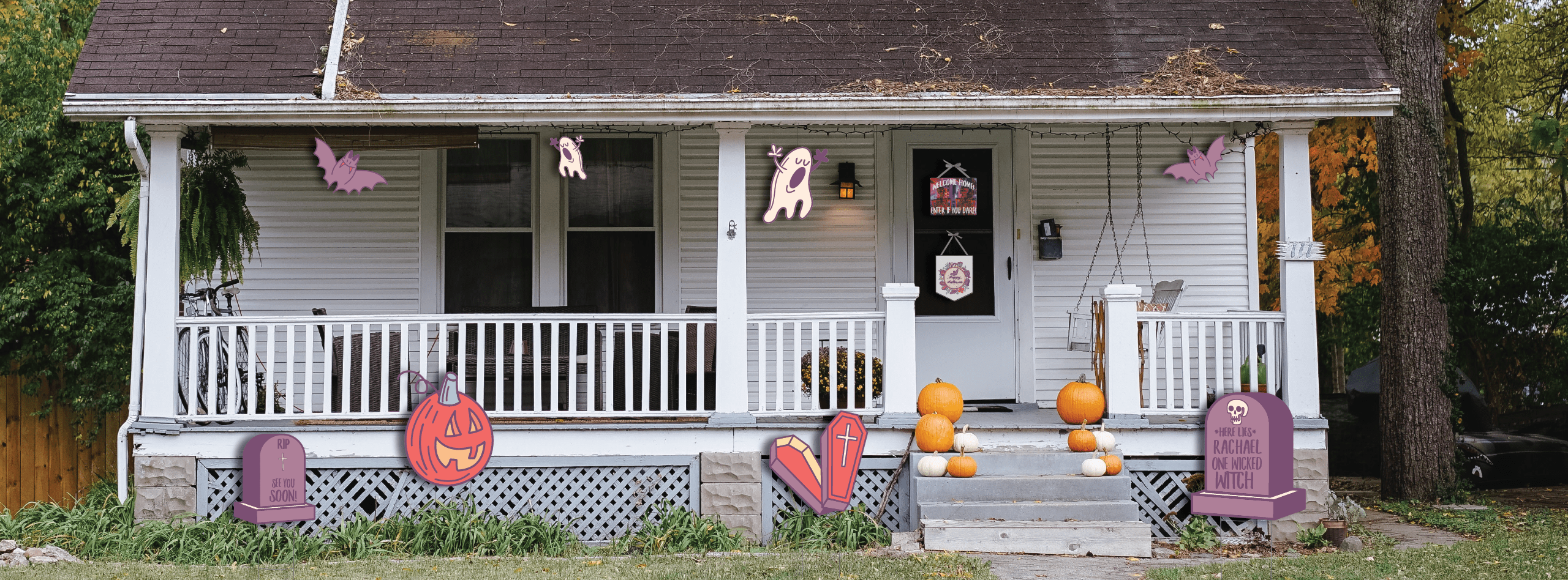 How to keep up your Halloween Spirit 1