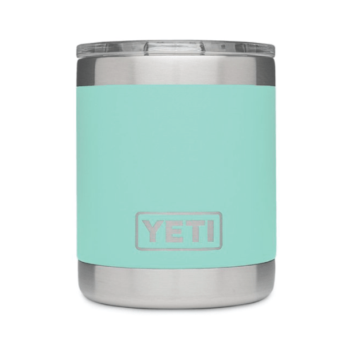 YETI - 10oz Lowball With Lid - 4 Colors 4