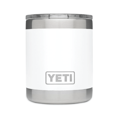 YETI - 10oz Lowball With Lid - 4 Colors 5