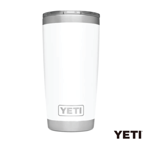 YETI - 20 Oz Tumbler with Lid - 5 Colors 5